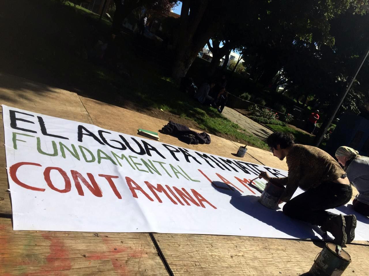"""Red Regional """"Patagonia Sin + Mineras"""" convoca a marcha por la Defensa del Agua y la Tierra"""