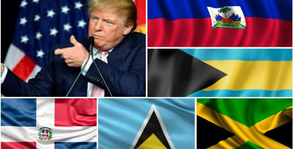 Trump soborna con promesas de inversión a países que respalden a Guaidó