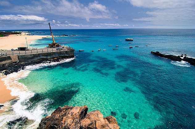 Isla Ascensión, una nueva área marina protegida de 443.000 km²