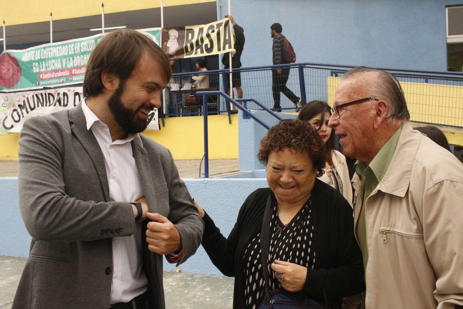 Valparaíso: Con gran expectativa ciudadana partieron encuentros territoriales de Salud