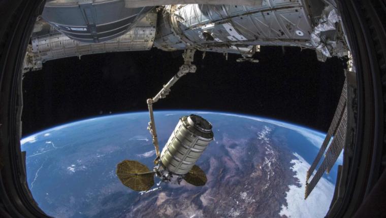 Empresa rusa desarrolla la primera lavadora espacial