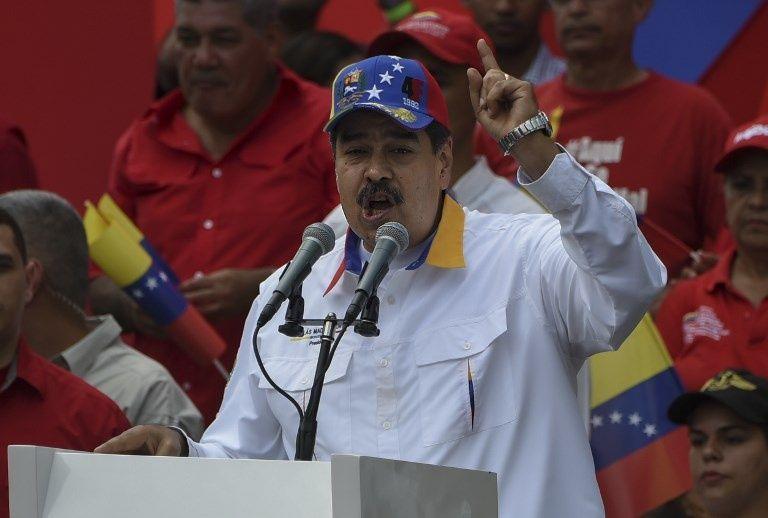 Maduro: Fondos bloqueados por sanciones financian planes terroristas
