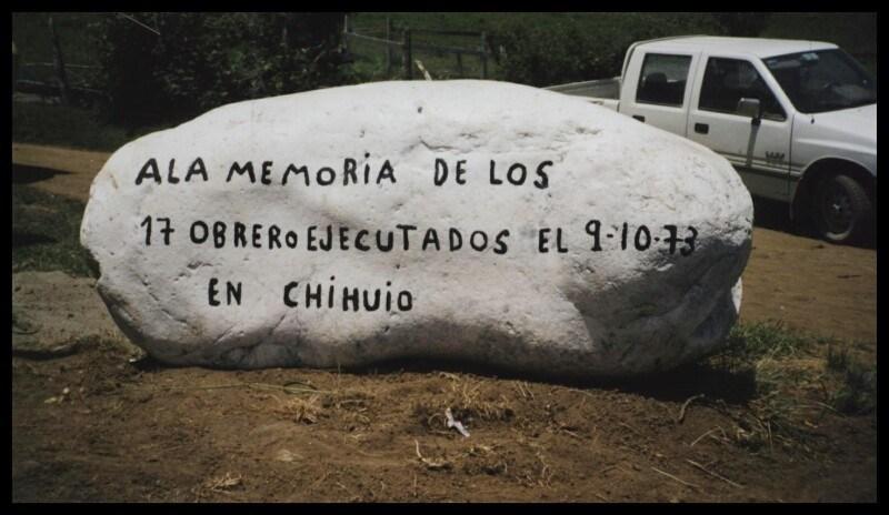 Identifican a la víctima nº13 de la Masacre de Chihuío: Pedro Segundo Pedreros Ferreira