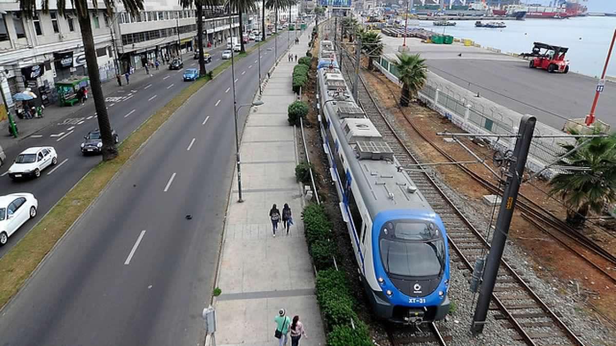 """Valparaíso será la primera ciudad donde se replicará el sistema de transporte """"RED"""""""