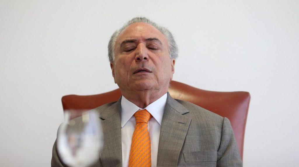 Detenido Michel Temer y uno de sus ministros por nexos con la red de corrupción en Brasil