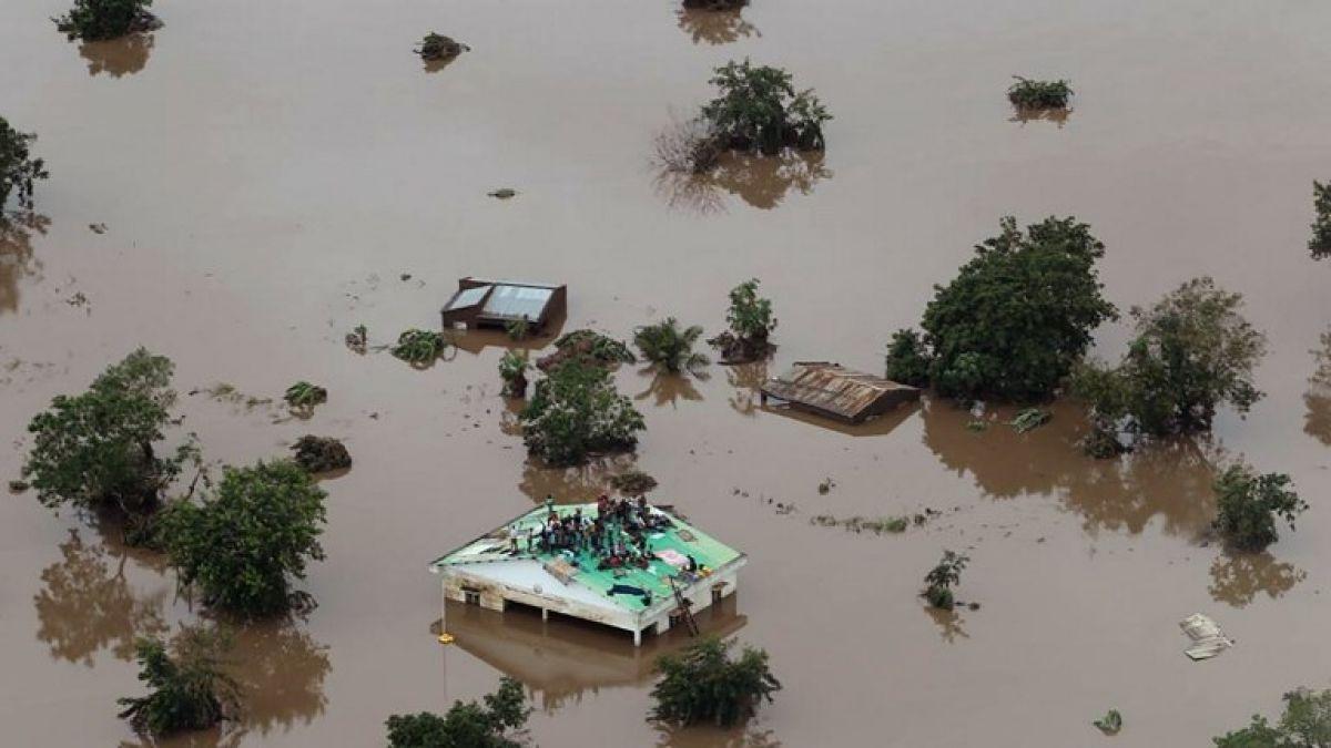 El ciclón Idai ha provocado un desastre humanitario en Mozambique