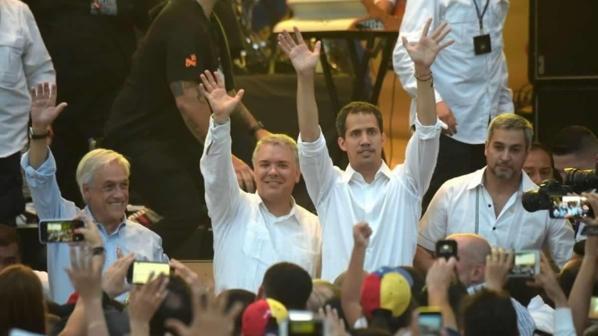 Bancada PC/PRO exige a Piñera que transparente las «instrucciones» entregadas por Juan Guaidó