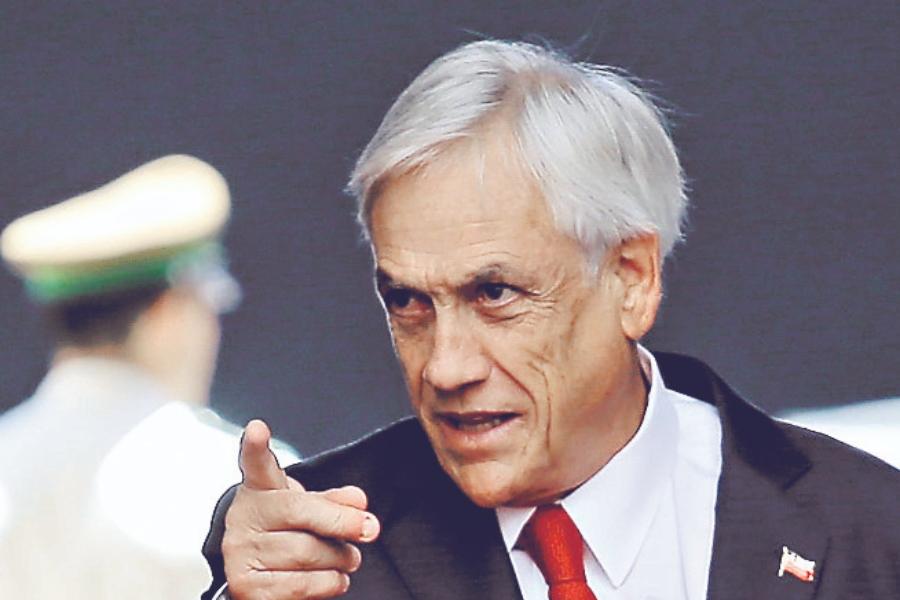Piñera y el tongo de la boleta electrónica