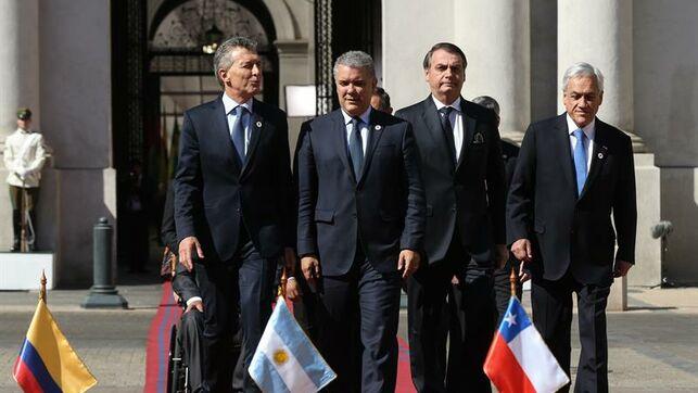 "Piñera en el término de cumbre Prosur: ""Va a ser un foro sin democracia excesiva"""