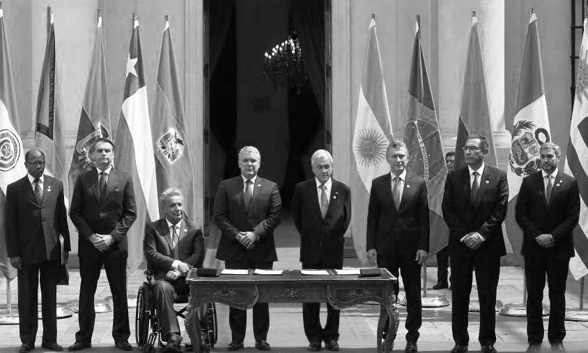 The Economist: Prosur es sólo un grupo que agrava la desintegración suramericana