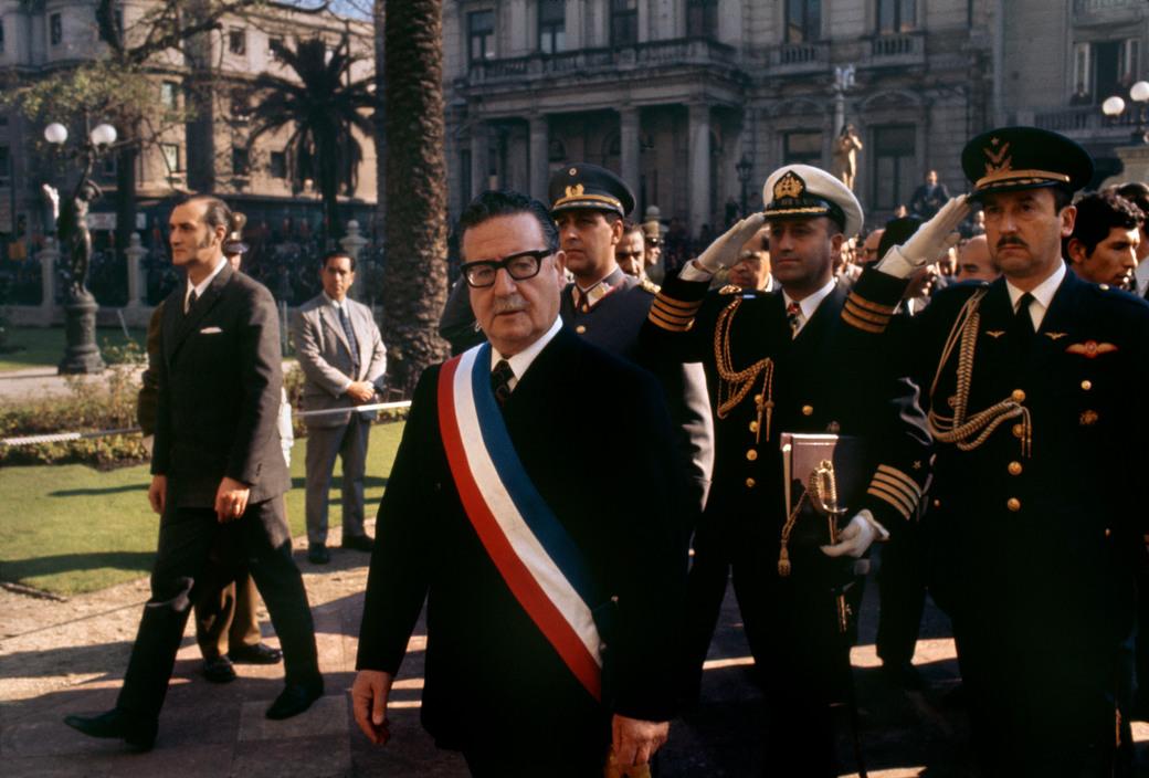 """""""Parque Salvador Allende"""": Ayuntamiento de Madrid rinde un nuevo homenaje al ex presidente chileno"""