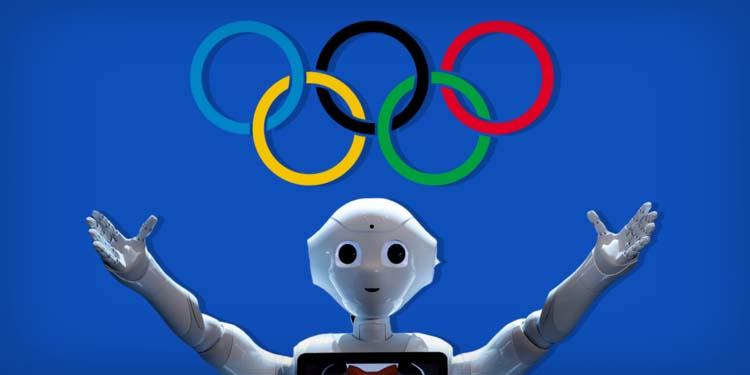 Toyota y Panasonic presentaron robots para las olimpiadas de Tokio