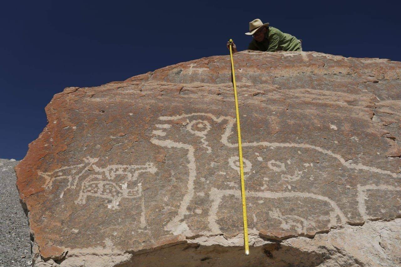 Perú tendría el complejo de arte rupestre más grande del mundo