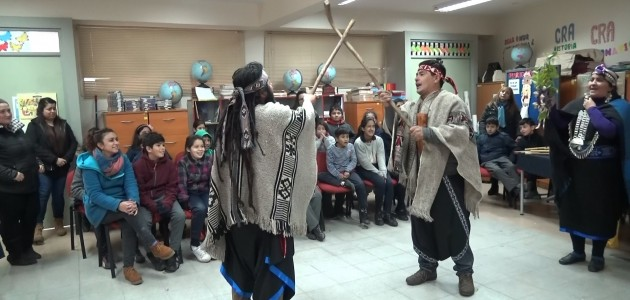 Escuelas municipales de Recoleta impartirán asignatura de cultura y tradición mapuche