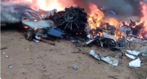 Accidente aéreo en Colombia dejó al menos 14 muertos