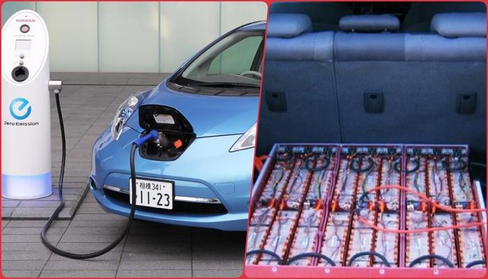 ¿Las baterías para automóviles eléctricos son dañinas para el medio ambiente?