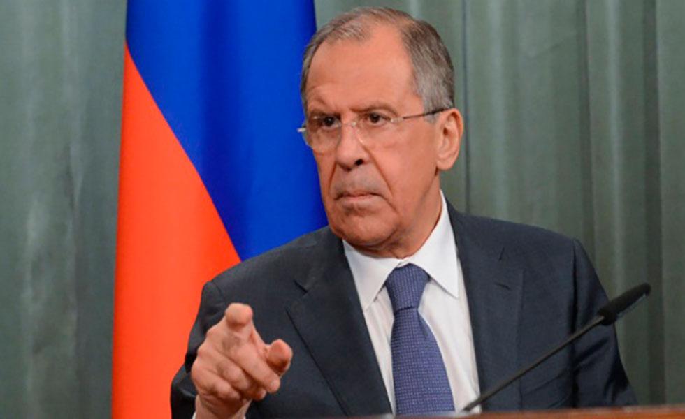 Lavrov califica como insulto a Latinoamérica aplicar Doctrina Monroe en Venezuela