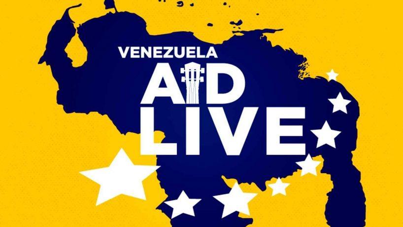 """Concierto de """"ayuda humanitaria"""" para Venezuela fue un fracaso en recaudación"""