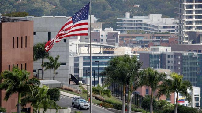 Venezuela da por terminadas conversaciones con EE. UU. para abrir «oficina de interés» tras ataque eléctrico