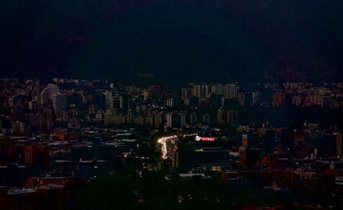 Washington se burla de la angustia de los venezolanos por el apagón