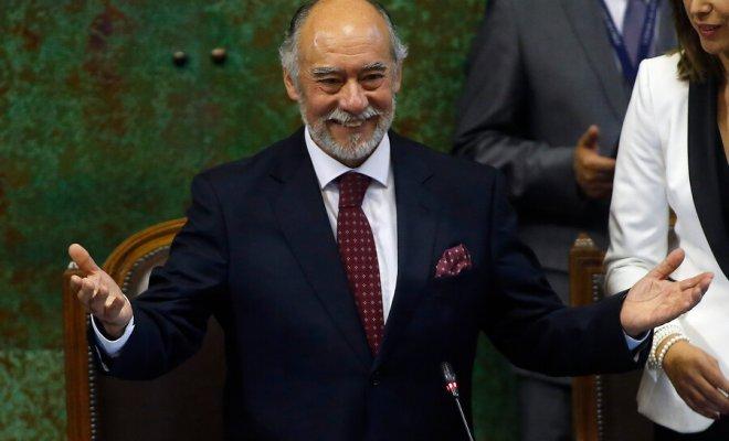 Diputado DC Iván Flores asumió finalmente la presidencia de la Cámara de Diputados