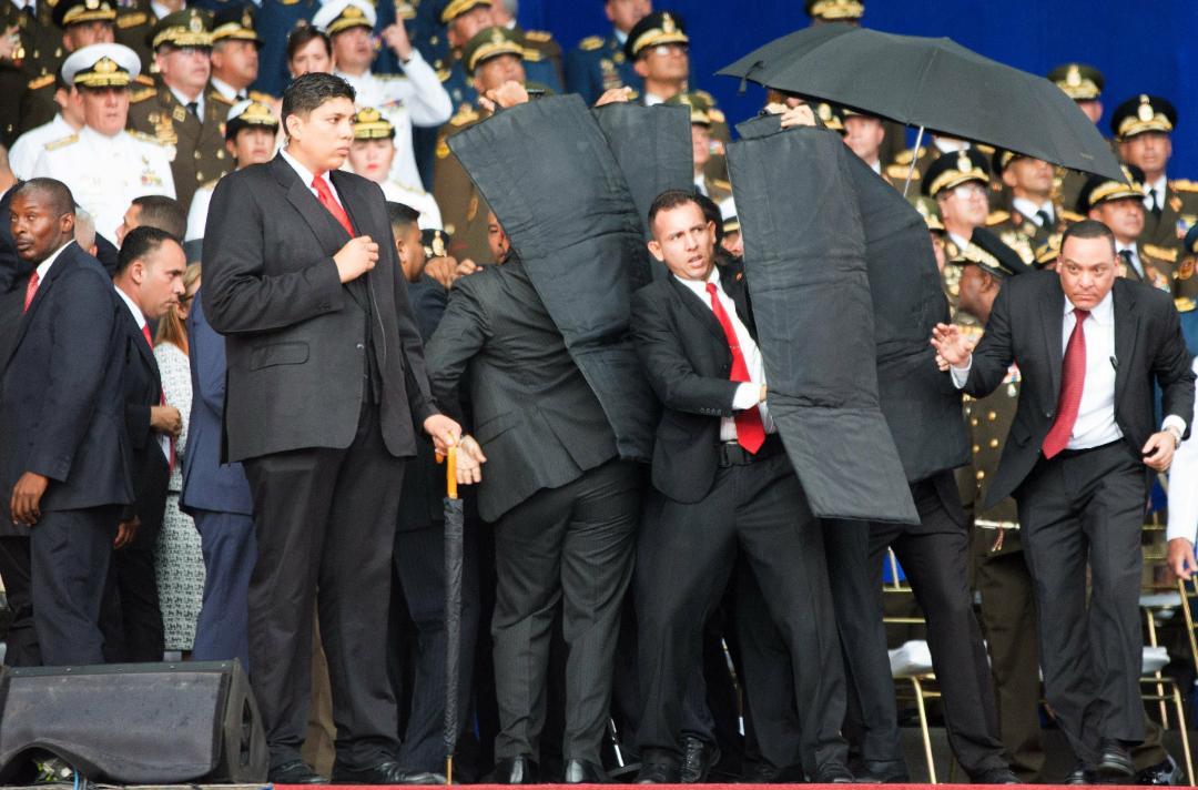(Video) CNN revela nuevos detalles del intento de magnicidio contra Maduro