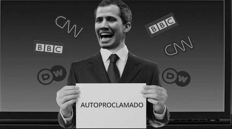 """Le dan la espalda: Medios internacionales dejan de llamar """"presidente interino"""" a Guaidó"""