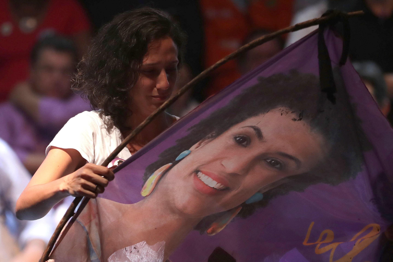 ONU y CIDH exigen aclarar quien mandó a matar a Marielle Franco