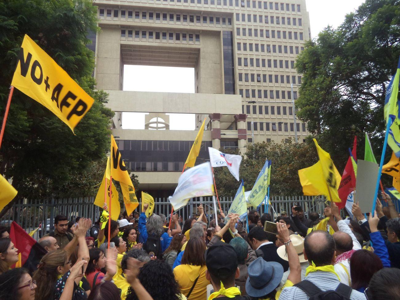 """Luis Mesina y marcha por NO+AFP este 31 de marzo: """"Necesitamos que el sistema de pensiones cambie ahora"""""""
