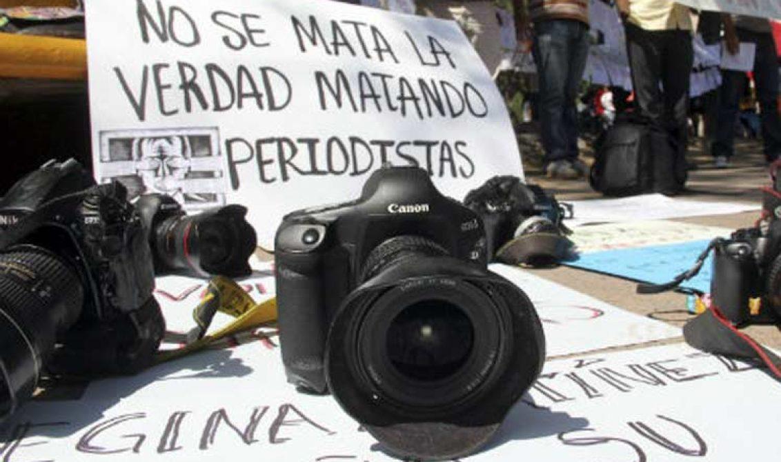 Denuncian ante la CPI los crímenes contra periodistas en México