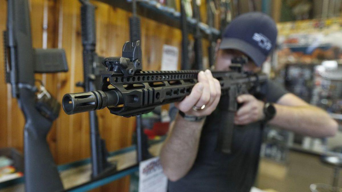 Senador de EE.UU. quiere obligar a los ciudadanos mayores de edad a estar armados
