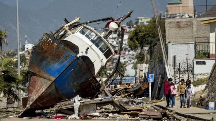 Chilenos encuentran relación clave entre sismos y el campo magnético del planeta