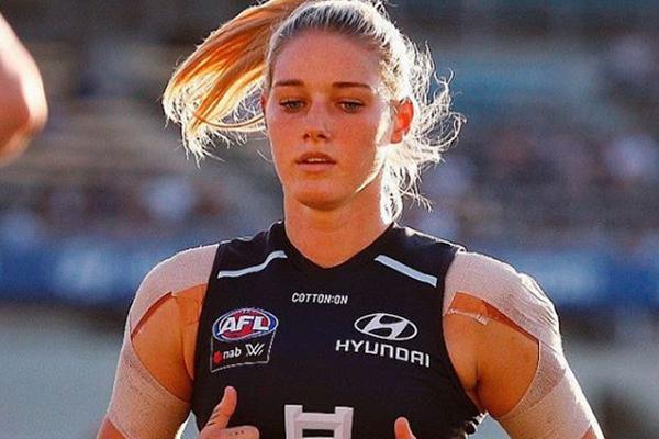 (Foto) El acoso en redes sociales alcanza a una futbolista australiana