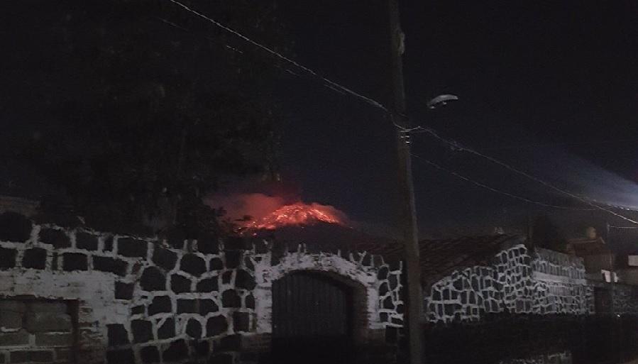 México: El volcán Popocatépetl registra una de sus explosiones más grandes de los últimos años