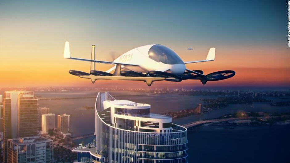 (Video) Coches voladores reducirían en 52 % la emisión de gases contaminantes