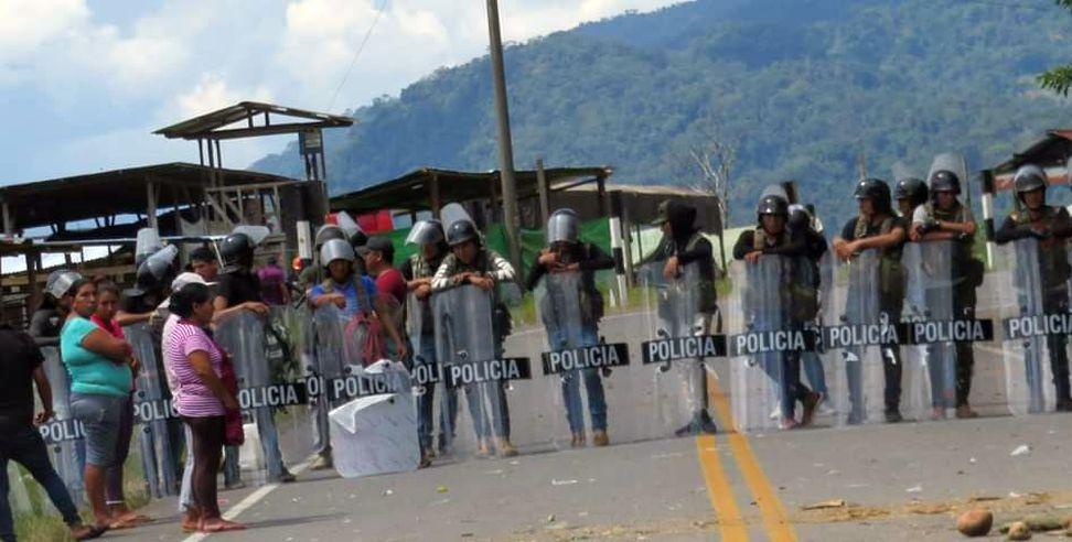 (Video) Polémico asesinato de dos campesinos a manos de policías en Perú