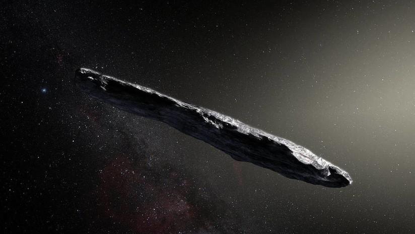 Descubren al primer meteoro interestelar que se estrelló contra la Tierra