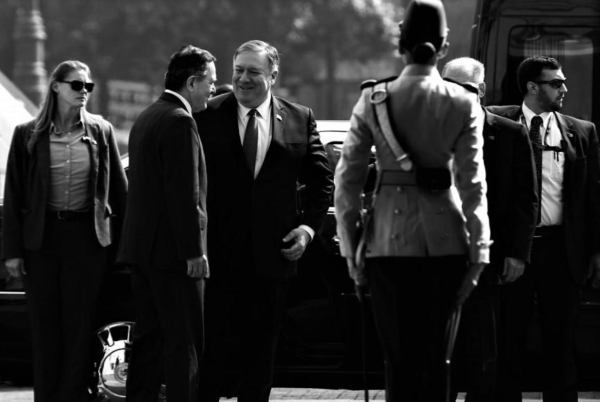 Mike Pompeo en Chile: Éstas son las instrucciones de Estados Unidos para Piñera y Latinoamérica