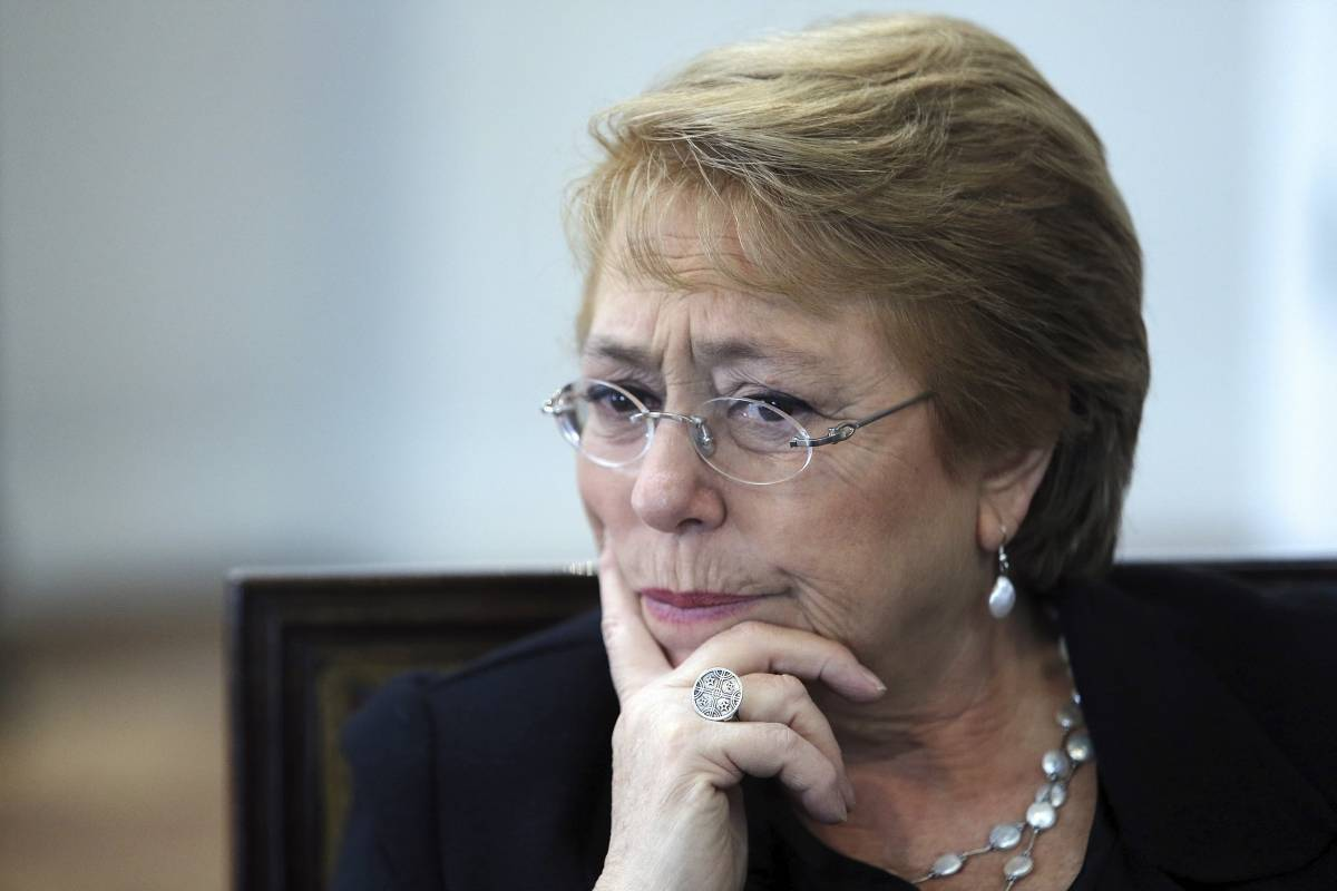Mexicanos reclaman atención de Bachelet para luchar contra la impunidad