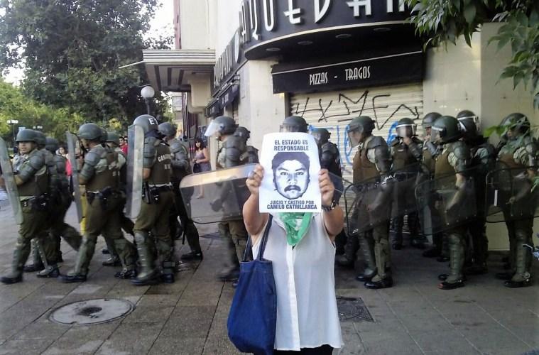 Caso Catrillanca: Fiscalía decide no perseverar en causa contra menor que acompañaba a joven mapuche
