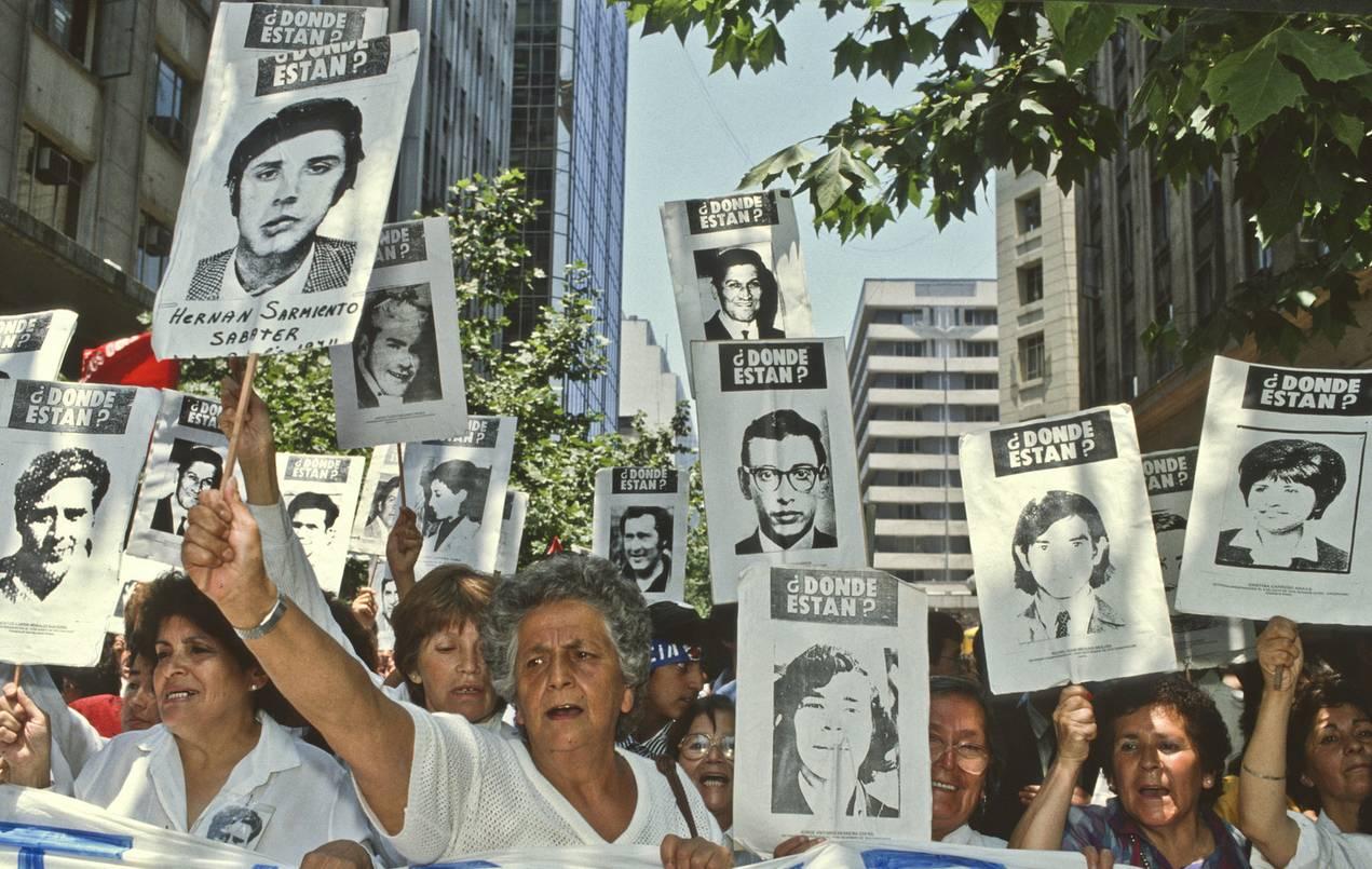 ONU pide a Chile retirar beneficios a involucrados en desapariciones forzadas