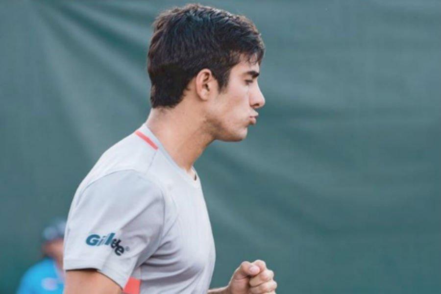 Chileno Christian Garín consiguió su primer título ATP
