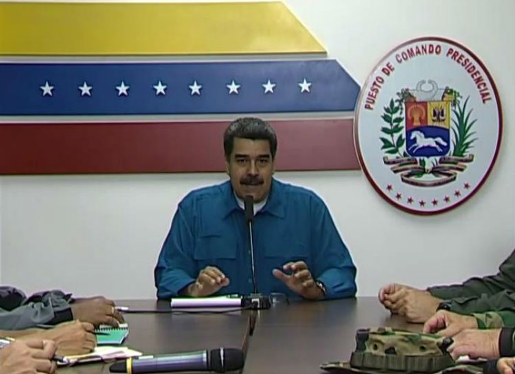Gobierno venezolano anuncia plan de carga eléctrica tras ataques en el Guri