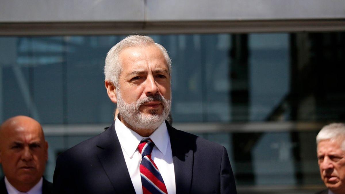 Juez denunció a fiscal Raúl Guzmán: Pide investigar «infracciones» que habrían significado violación a sus DDHH