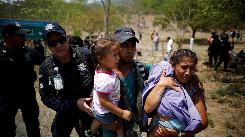 EE. UU. incrementa detenciones en la frontera con México