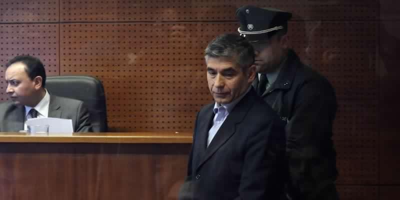 Operación Huracán: Prisión preventiva para ex jefe de Inteligencia de Carabineros