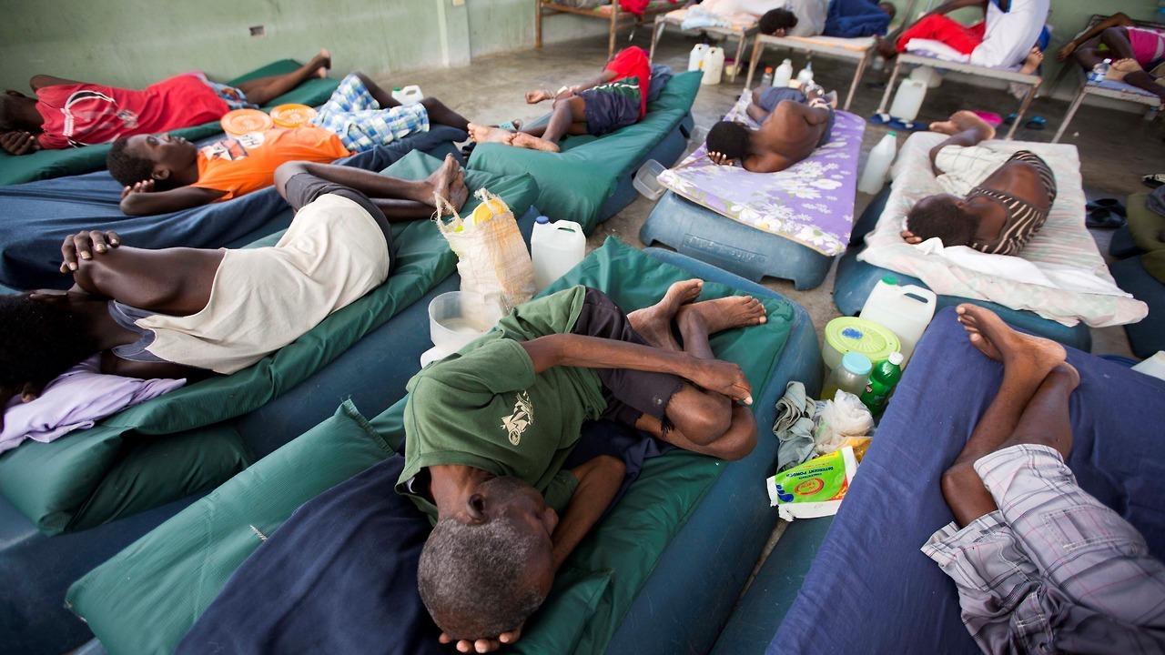 Bachelet lamenta la grave situación de derechos humanos en Haití