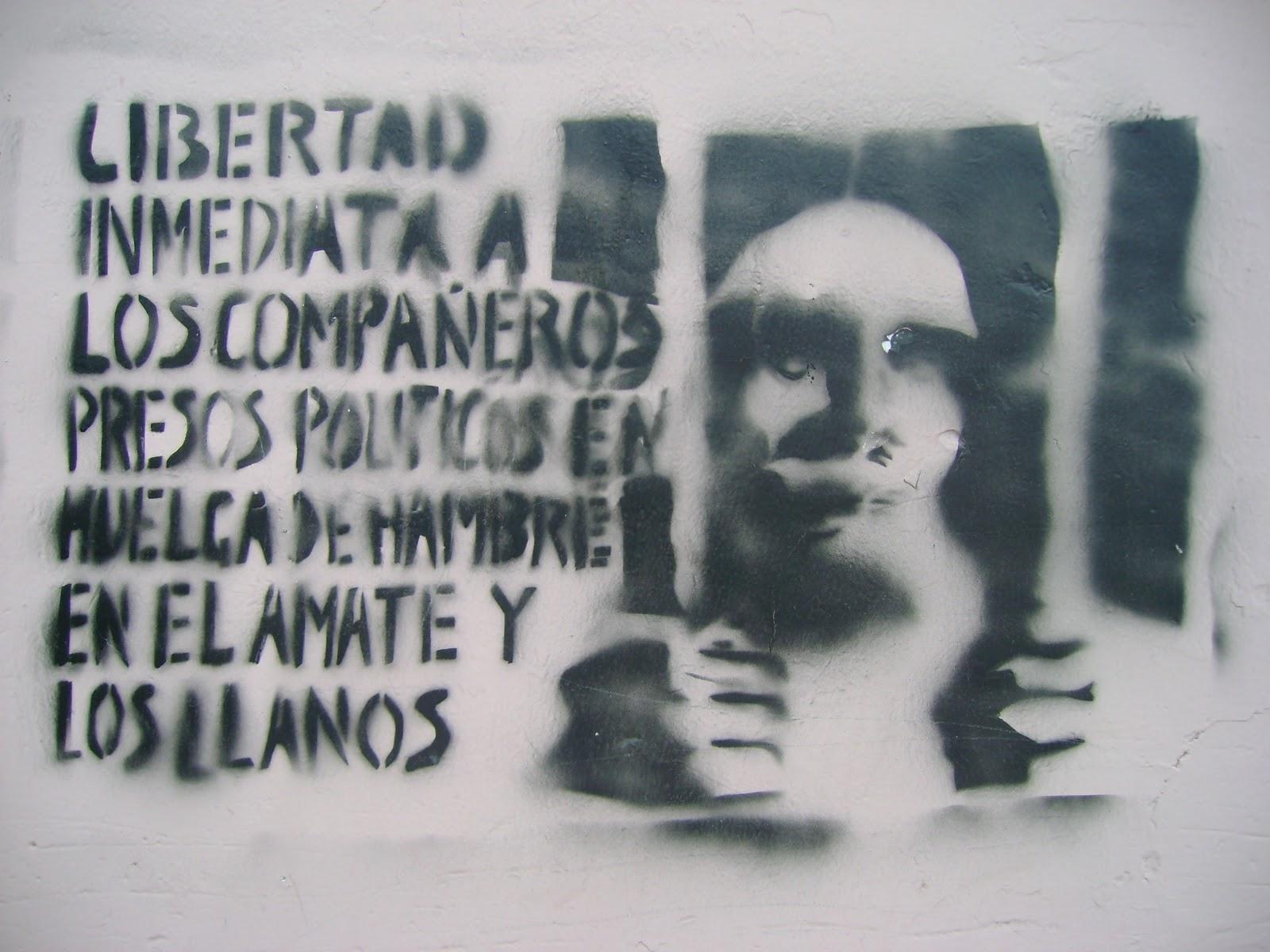 Trece indígenas presos en México llevan 26 días en huelga de hambre