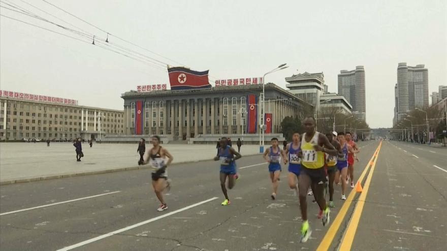 Maratón Internacional de Pyongyang 2019 se realizará este domingo en honor a  Kim Il Sung