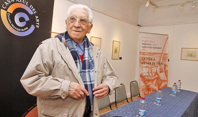 A los 90 años: Miguel Lawner es reconocido con el Premio Nacional de Arquitectura